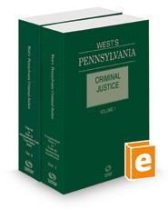 West's® Pennsylvania Criminal Justice, 2021 ed.