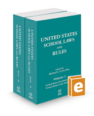 United States School Laws and Rules, 2017 ed.