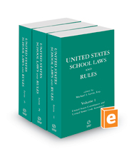 United States School Laws and Rules, 2020 ed.