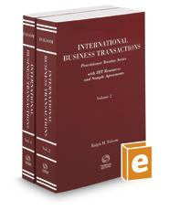International Business Transactions, 2016-2017 ed. (Practitioner Treatise Series)
