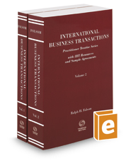 International Business Transactions, 2017-2018 ed. (Practitioner Treatise Series)