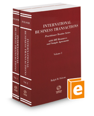 International Business Transactions, 2018-2019 ed. (Practitioner Treatise Series)