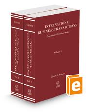 International Business Transactions, 2020-2021 ed. (Practitioner Treatise Series)