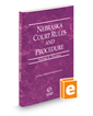 Nebraska Court Rules and Procedure - Federal, 2017 ed. (Vol. II, Nebraska Court Rules)