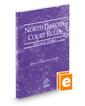 North Dakota Court Rules - Federal, 2020 ed. (Vol. II, North Dakota Court Rules)
