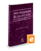 New Hampshire Rules of Court - State, 2016 ed. (Vol. I, New Hampshire Court Rules)
