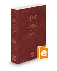 Attorney Discipline, 2021-2022 ed. (Vol. 46, New Jersey Practice Series)