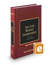 New York Workers' Compensation, 3d (Vol. 27, New York Practice Series)