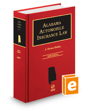 Alabama Automobile Insurance Law, 5th