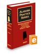 Alabama Corporation Law, 4th (Alabama Practice Series)