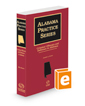 Criminal Offenses and Defenses in Alabama, 2020 ed. (Alabama Practice Series)