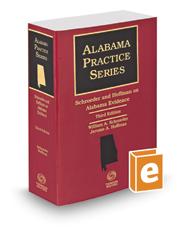 Schroeder and Hoffman on Alabama Evidence, 3d, 2017 ed. (Alabama Practice Series)