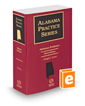 Alabama Evidence, 3d, 2019 ed. (Alabama Practice Series)