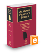 Alabama Evidence, 3d, 2020 ed. (Alabama Practice Series)