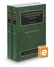 Florida Workers' Compensation, 2017 ed. (Vols. 9-10, Florida Practice Series)