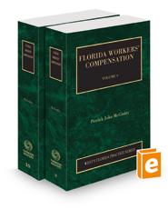 Florida Workers' Compensation, 2021 ed. (Vols. 9-10, Florida Practice Series)