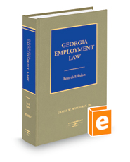 Georgia Employment Law, 4th
