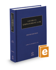 Georgia Employment Law, 5th