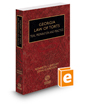 Georgia Law of Torts—Trial Preparation and Practice, 2017 ed.