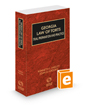 Georgia Law of Torts—Trial Preparation and Practice, 2021 ed.