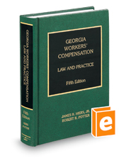 Georgia Workers' Compensation Law and Practice, 5th