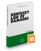 Kentucky Law of Damages, 2018 ed.