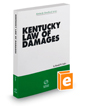 Kentucky Law of Damages, 2021 ed.