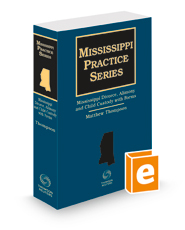 Mississippi Divorce, Alimony and Child Custody with Forms, 2021-2022 ed.