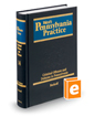 Criminal Offenses & Defenses in Pennsylvania, 6th (Vol. 14, West's® Pennsylvania Practice)