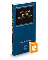 Federal Trial Objections, 5th