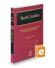 North Carolina Juvenile Code: Practice and Procedure, 2017 ed.