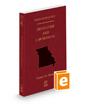 Trust Code and Law Manual, 2021-2022 ed. (Vol. 4C, Missouri Practice Series)