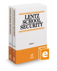 Lentz School Security, 2017-2018 ed.