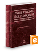 West's Annotated Code of West Virginia, State and Federal Court Rules, 2019 ed.