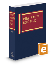 Private Activity Bond Tests, 2017 ed.