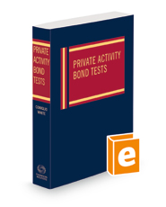 Private Activity Bond Tests, 2021 ed.
