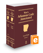 Arkansas Code Annotated Court Rules, 2021 ed.