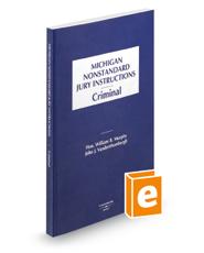 Michigan Nonstandard Criminal Jury Instructions, 2020 ed.