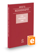 Mississippi Civil Procedure Laws, 2017 ed.