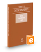Mississippi Civil Procedure Laws, 2018 ed.