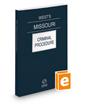 West's® Missouri Criminal Procedure, 2020 ed.