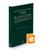 Idaho Rules of Court - State, 2021 ed. (Vol. I, Idaho Court Rules)