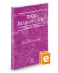 Idaho Rules of Court - Federal, 2019 ed. (Vol. II, Idaho Court Rules)