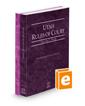 Utah Rules of Court - State and Federal, 2022 ed. (Vols. I & II, Utah Court Rules)