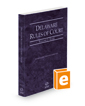 Delaware Rules of Court - State, 2021 ed. (Vol. I, Delaware Court Rules)