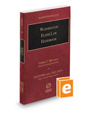 Washington Elder Law and Health Law, 2020 ed. (Part 2) (Vol. 26A, Washington Practice Series)