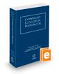 Copyright Litigation Handbook, 2017-2018 ed.