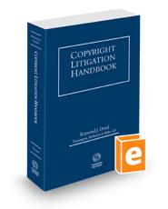 Copyright Litigation Handbook, 2018-2019 ed.