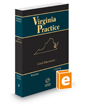 Civil Discovery, 2020 ed. (Vol. 3, Virginia Practice Series™)