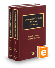 Government Contract Changes, 3d